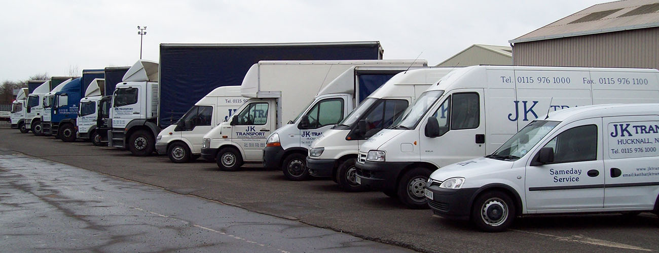 Courier Services Nottingham